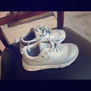 11c Nike's grey